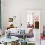 Een kleurrijk Deens villa