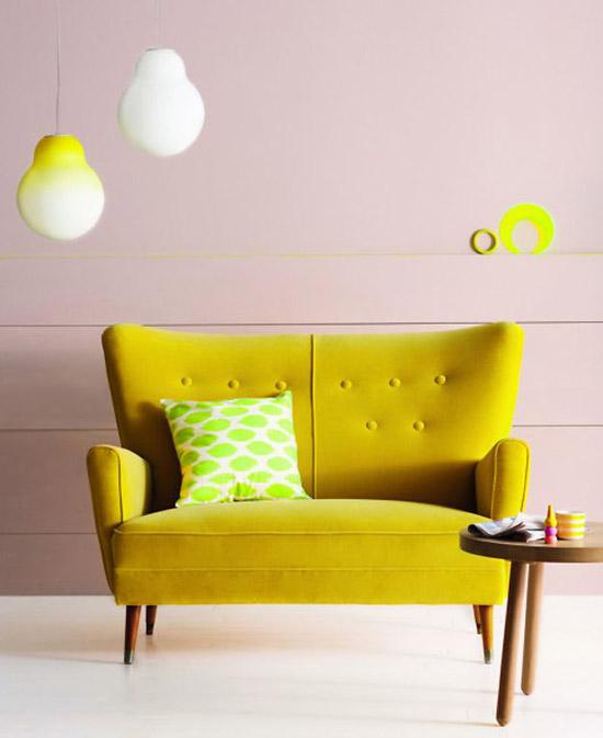 Woonkamer In Roze ~ Meubilair Ideeën en Home Design Inspiratie