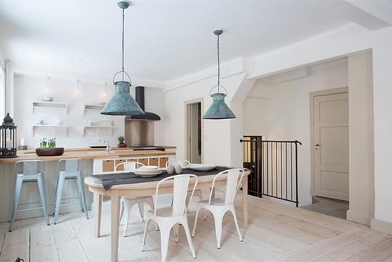 Benadrukken Oude Keuken Wit : Voorbeelden Keukeninrichting ...