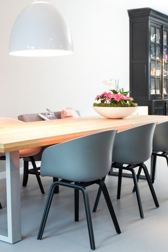 Eettafel stoelen wooninspiratie - Moderne stoelen ...