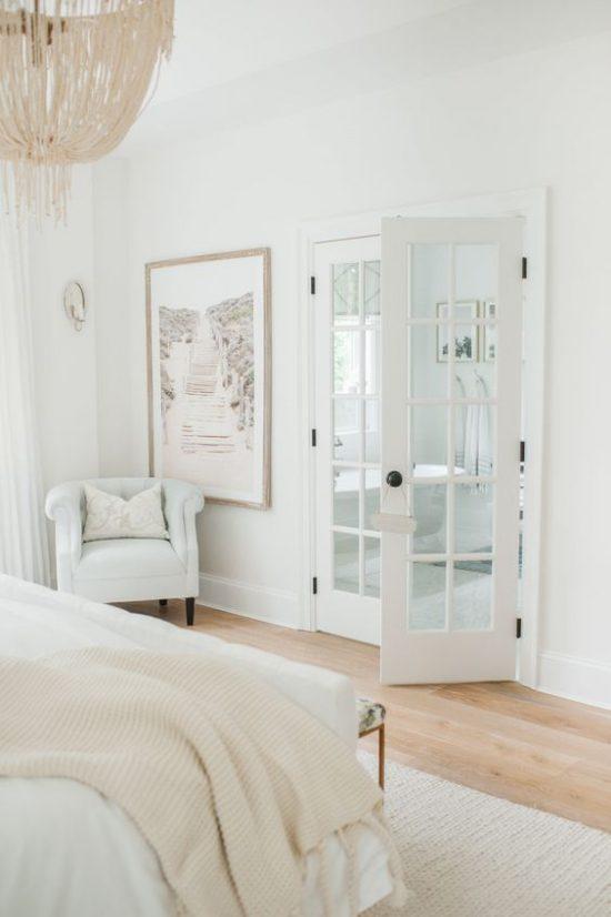 Franse deuren naar de slaapkamer wooninspiratie - Salontafel naar de slaapkamer ...