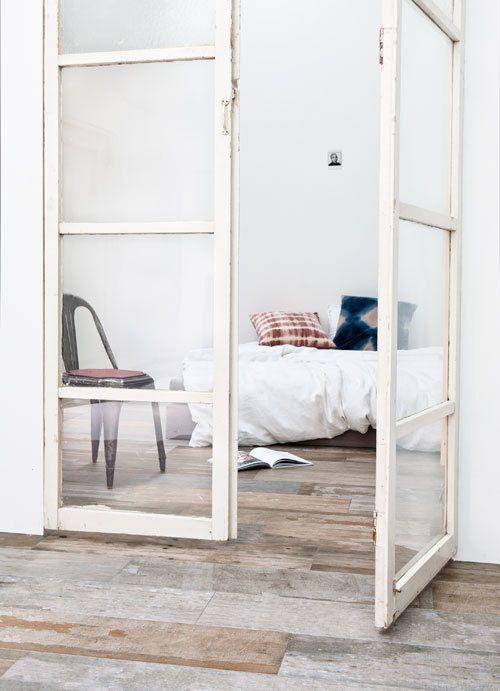 Franse deuren naar de slaapkamer  Wooninspiratie