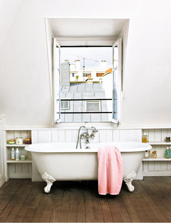 Franse badkamer