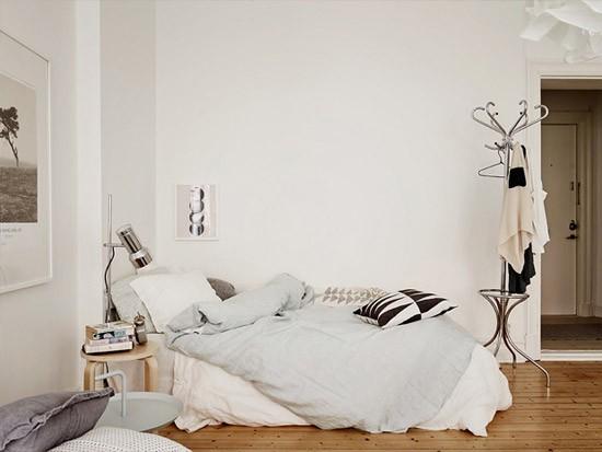 gezellige woon/slaapkamer  wooninspiratie, Meubels Ideeën