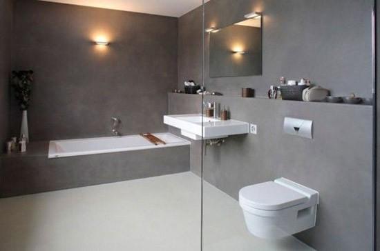 Gietvloer Badkamer Prijs : Gietvloer badkamer kosten u devolonter