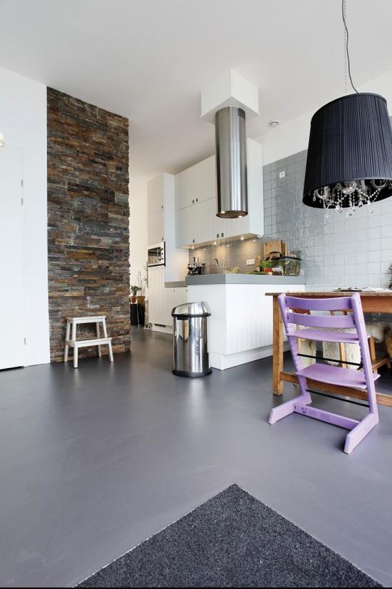 Gietvloer voor slaapkamer : een gietvloer kan op bijna elk ander soort ...