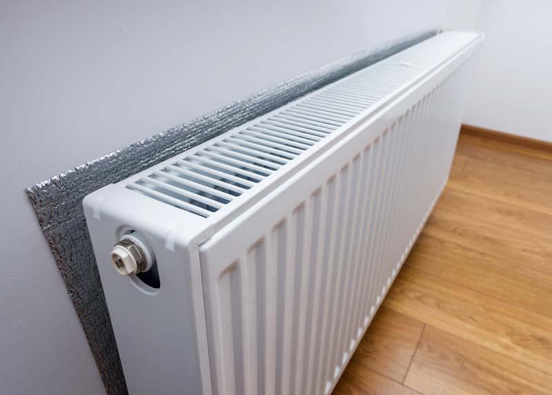 goedkoop huis isoleren radiatorfolie