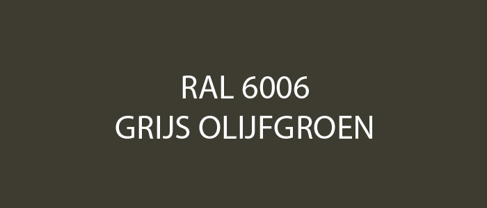 grijs-olijfgroen