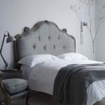 Grijze slaapkamerinspiratie