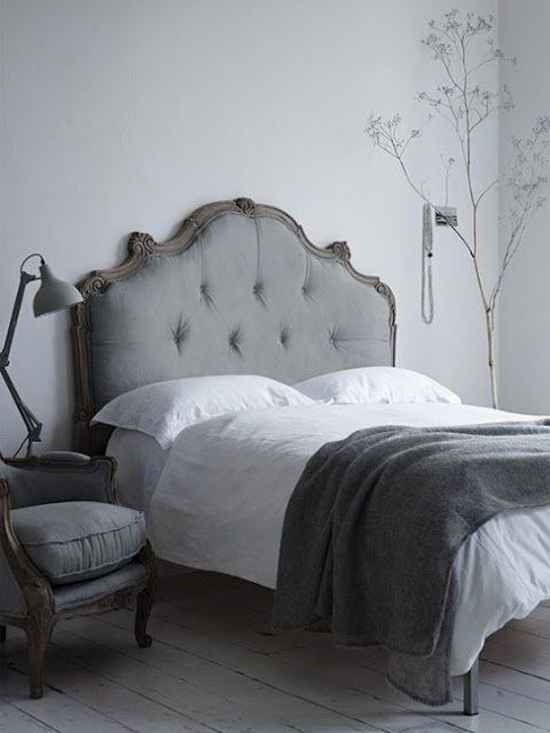 Grijze slaapkamerinspiratie | Wooninspiratie