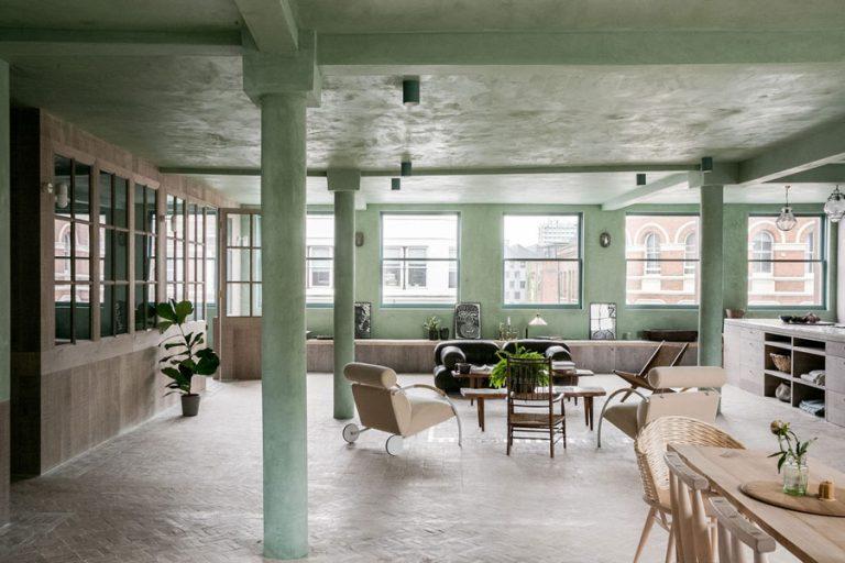 groen in interieur