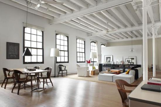 Voorbeelden inrichting woonkamers wooninspiratie - Deco grote woonkamer ...