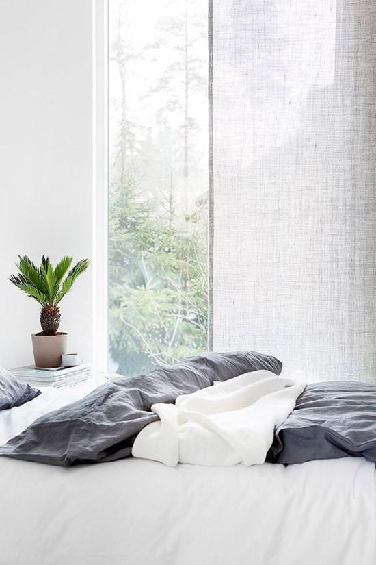 Heerlijk linnen dekbedden
