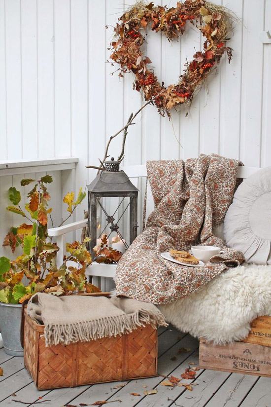 herfst balkon wooninspiratie. Black Bedroom Furniture Sets. Home Design Ideas