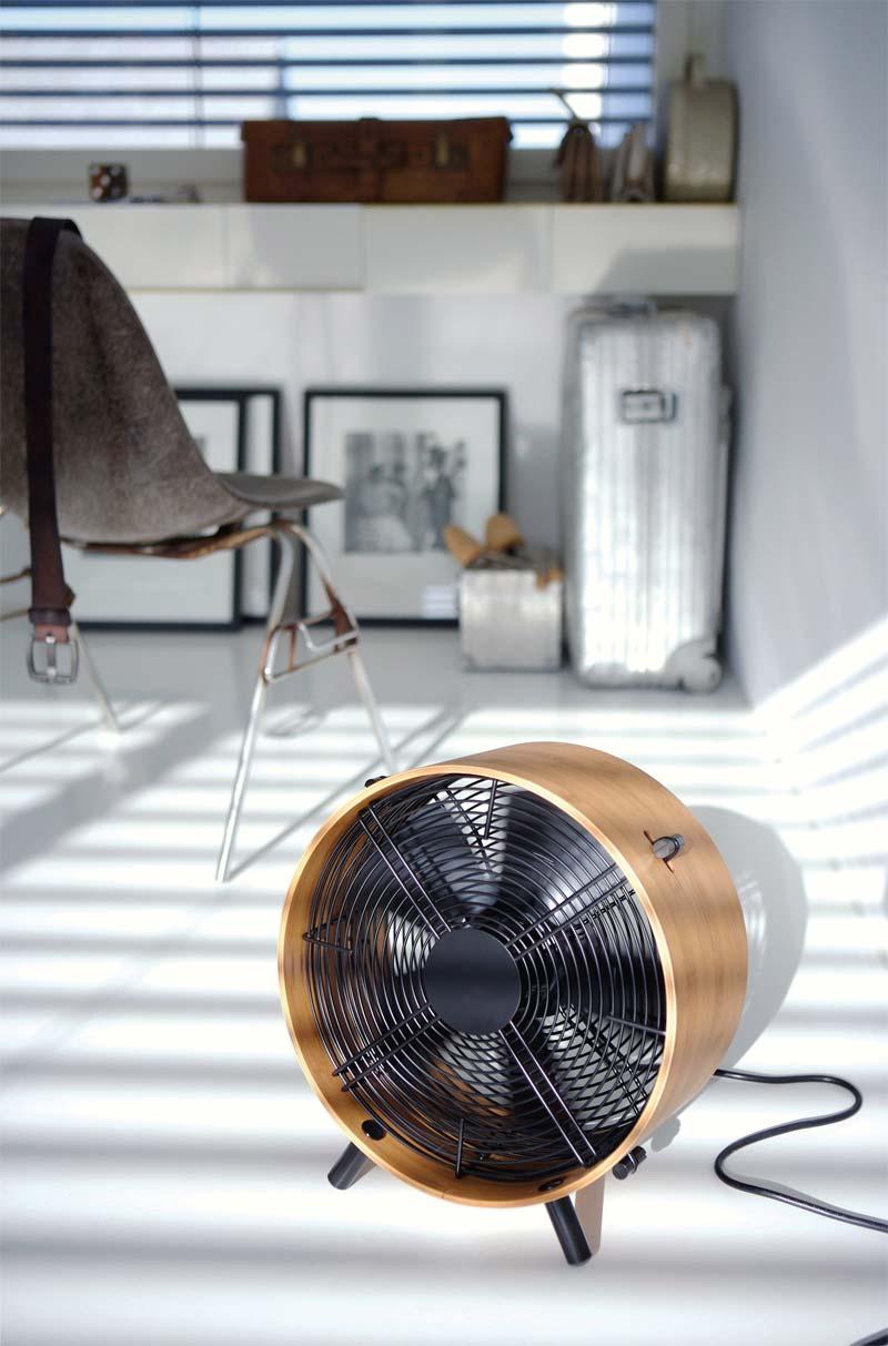 hittegolf verkoeling tips ventilator