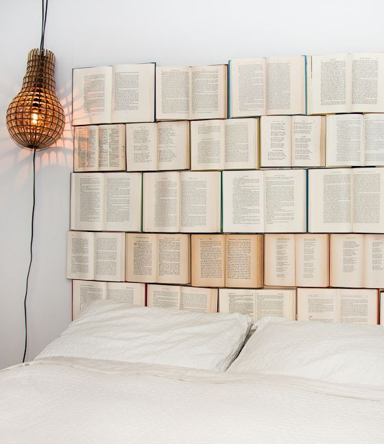Hoofdbord ideeën boeken