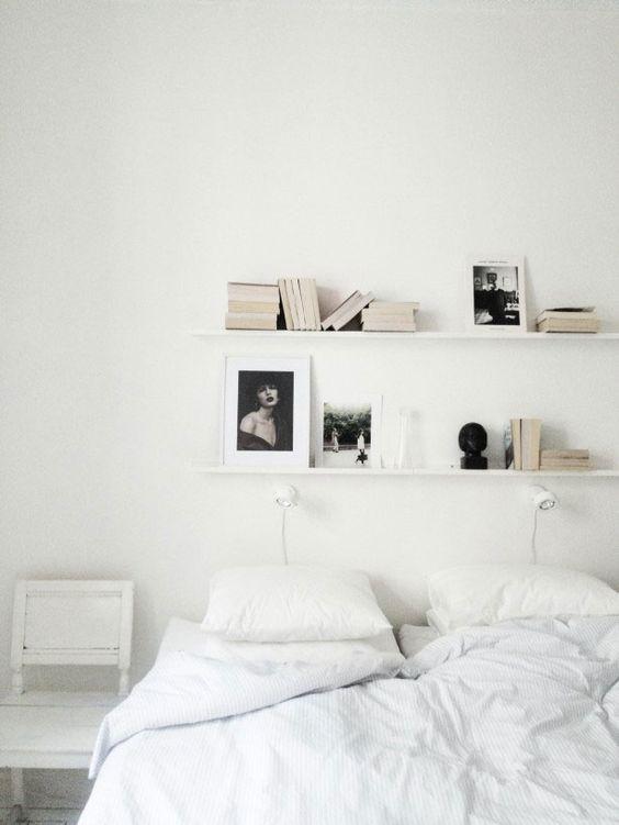 Hoofdbord ideeën boekenplank