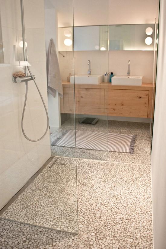 Houten badkamer meubel wooninspiratie - Een mooie badkamer ...