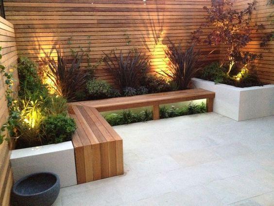 houten-schuttingen-kleine-tuin