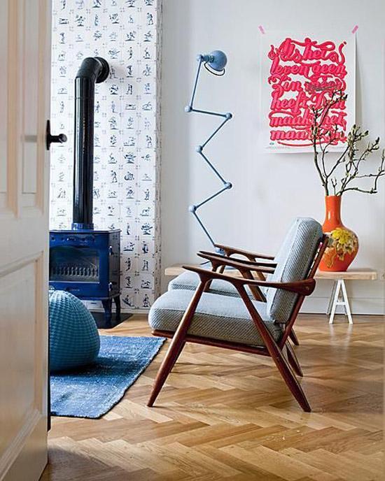 Houtkachels voor je interieur