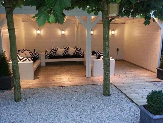 Woonkamer Eigen Huis En Tuin : Huis en tuin in perfecte balans ...