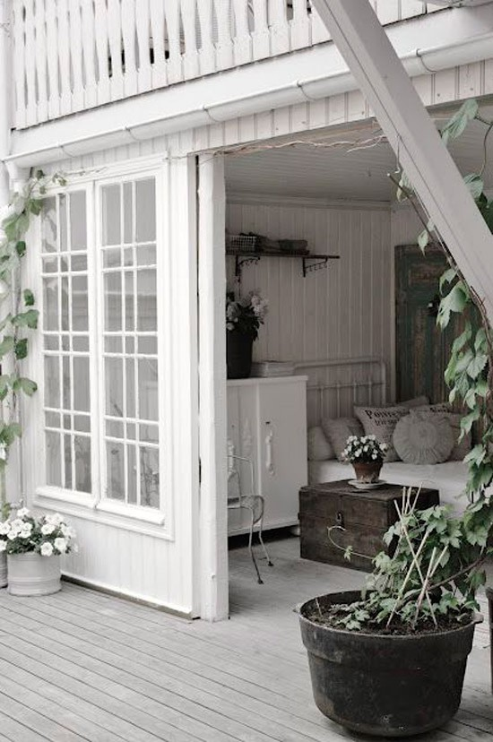 Huis en tuin in perfecte balans wooninspiratie for Huis in tuin