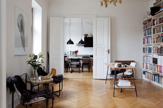 Een mooie woning in Malmö