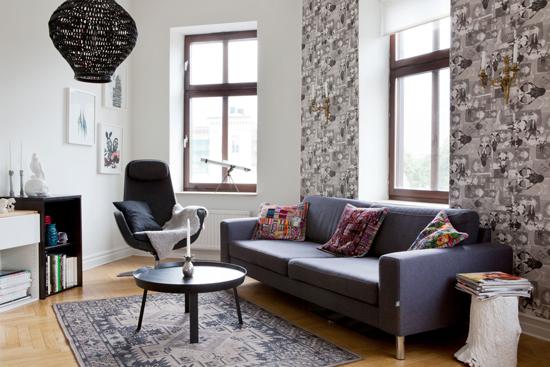 Inrichting van woning wooninspiratie for Inrichting huis modern