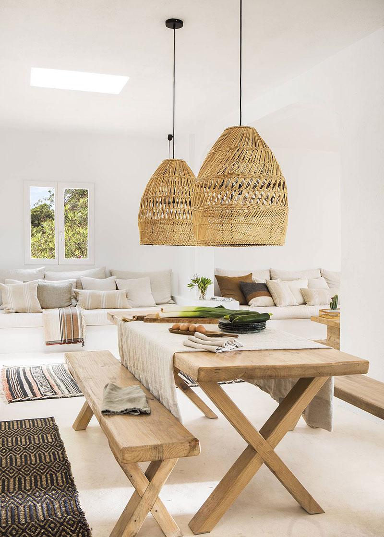ibiza stijl interieur natuurlijke materialen