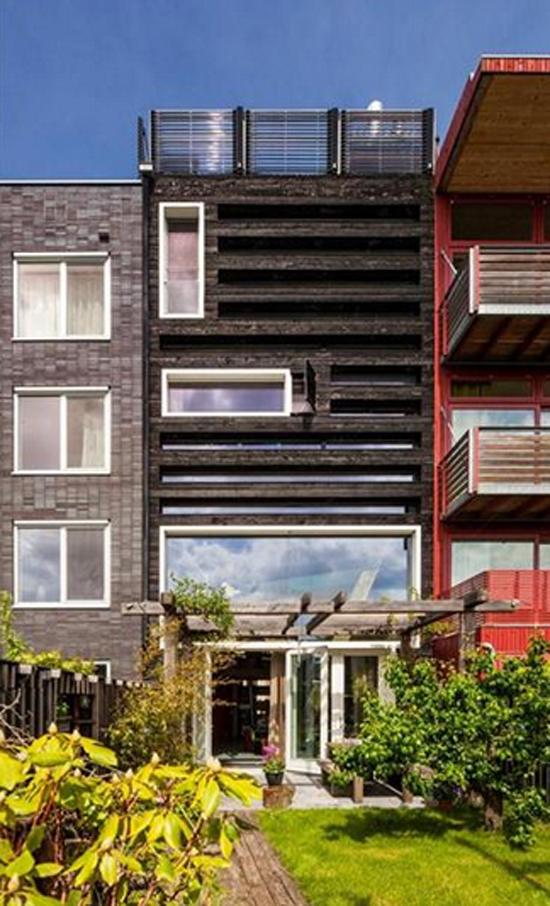 Een zeer bijzonder huis in IJburg Amsterdam