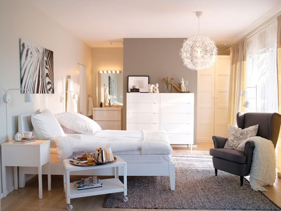 Ikea slaapkamer wooninspiratie - Chambre ado ikea ...