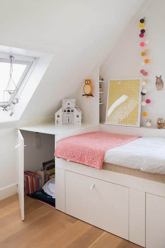 inbouwkasten voor de kinderkamer wooninspiratie