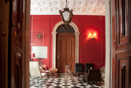 The Independente Hostel in Lissabon