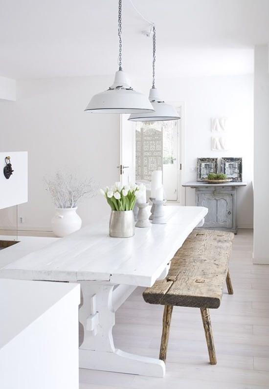 Witte industri le lampen wooninspiratie - Arredare casa economicamente ...