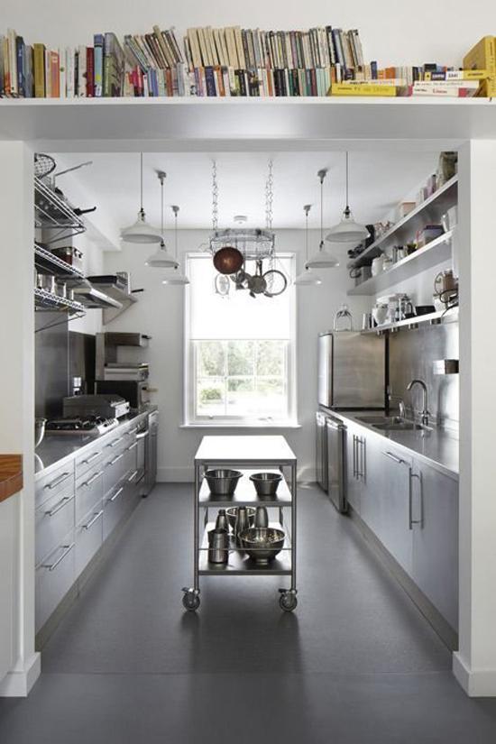 Compacte Design Keuken : industriele8 keukens met een industri?le look-keuken-3