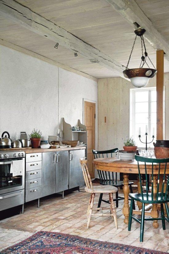 8 keukens met een industriële look Wooninspiratie