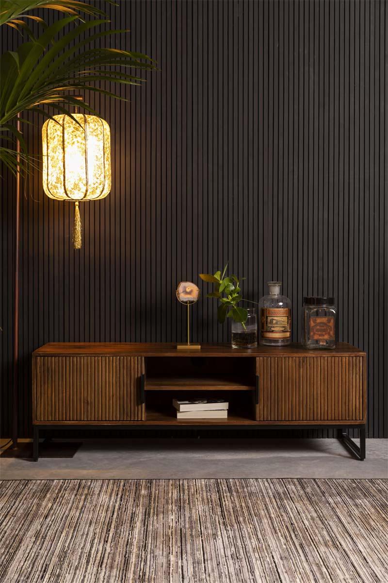 industriele tv meubel saroo