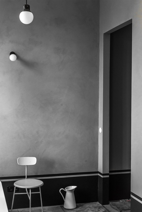 Inspiratie betonlook op de muren : Wooninspiratie