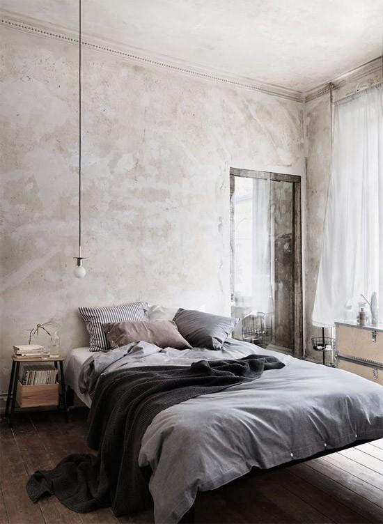 Inspiratie betonlook op de muren | Wooninspiratie