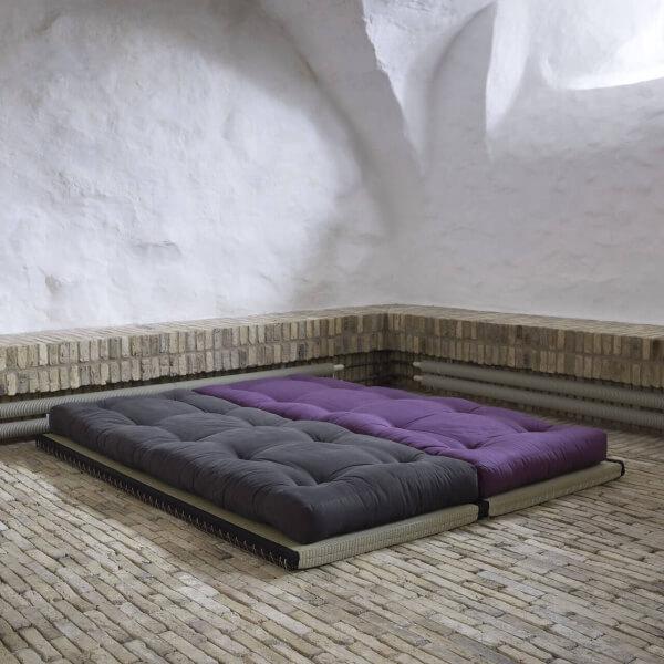 Japanse stijl slapen - Futon en Tatami mat