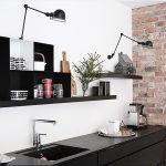 Een Jieldé lamp in de keuken?
