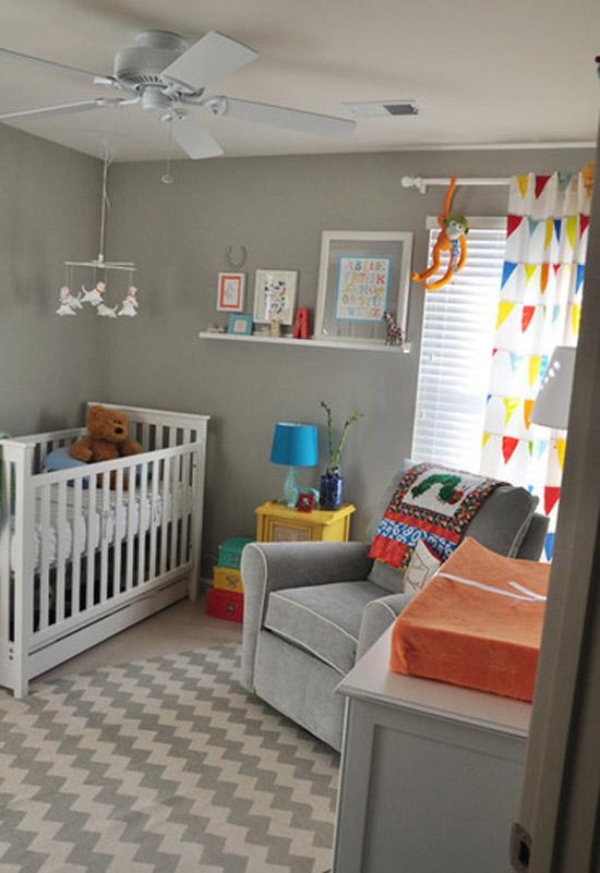 Jongens babykamer wooninspiratie - Jongen babykamer ...