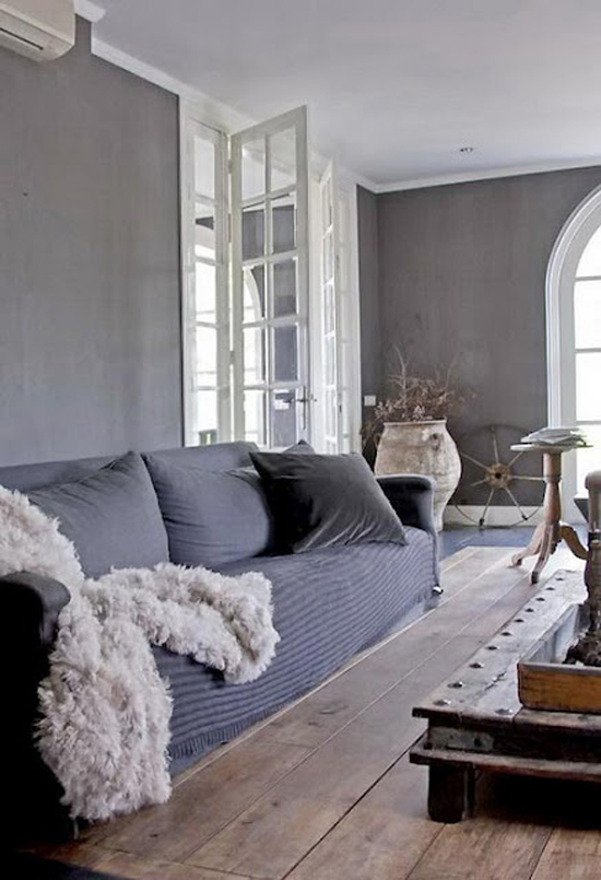 Kleine Extra Badkamer ~ Muren schilderen met kalkverf  Wooninspiratie
