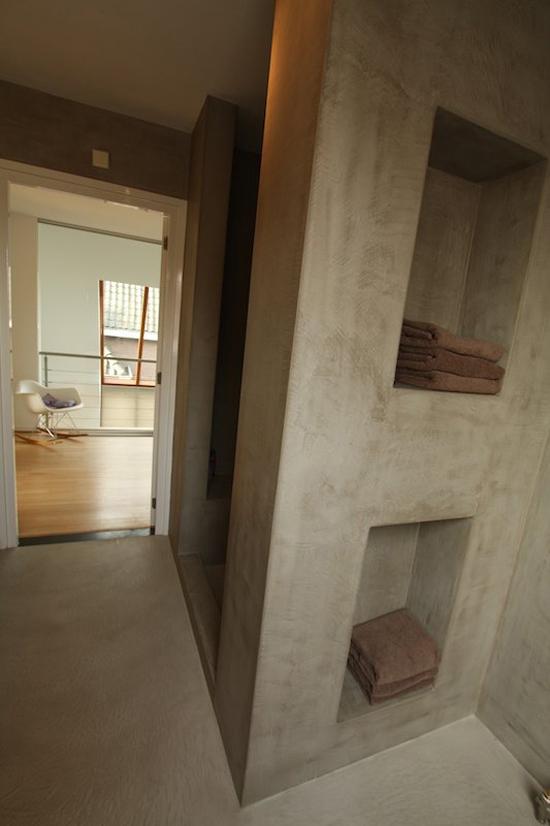 kalkverf voor de badkamer ~ het beste van huis ontwerp inspiratie, Badkamer