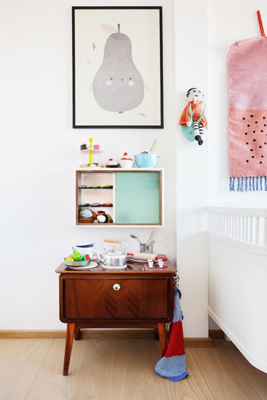 Kinderkamer van Olivia