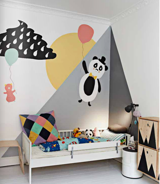 Kinderkamer inrichting van Karl