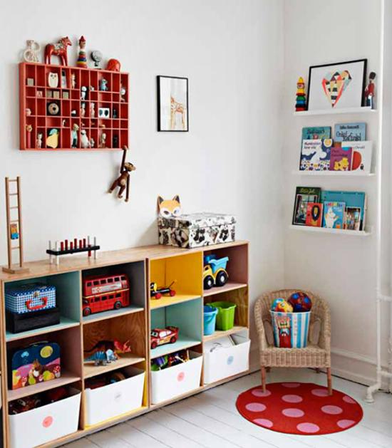 Kinderkamer inrichten - Kleine kinderkamer ...