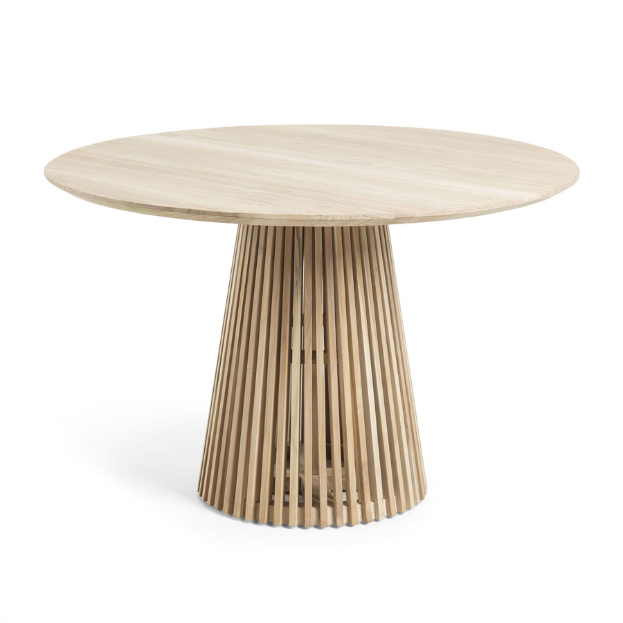 kave home ronde eettafel jeannette