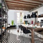 Keuken in Barcelona