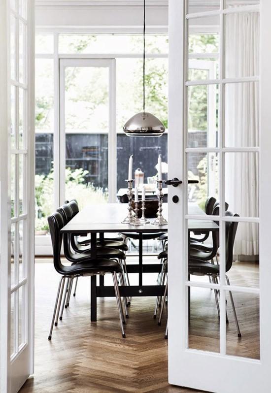 Keuken met open eetkamer wooninspiratie - Eetkamer keuken ...